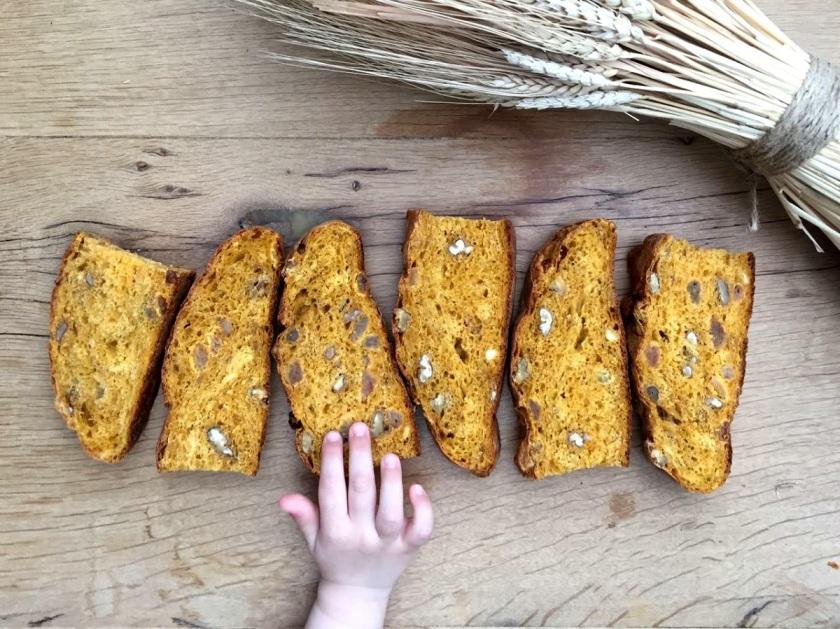 Havuçlu Ekmek